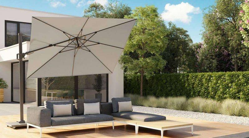 Stojak pod parasol ogrodowy i inne akcesoria